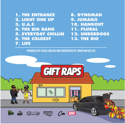 Chip The Ripper - Gift Raps Back