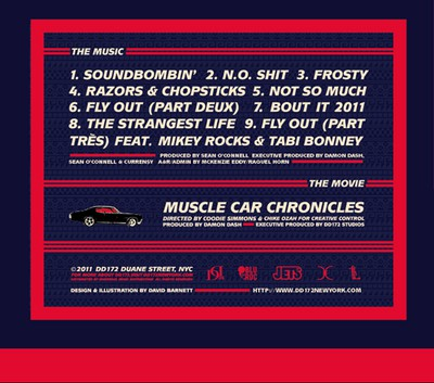 Currensy - Muscle Car Chronicles