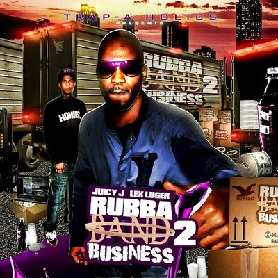 Rubbanband Business 2 cover