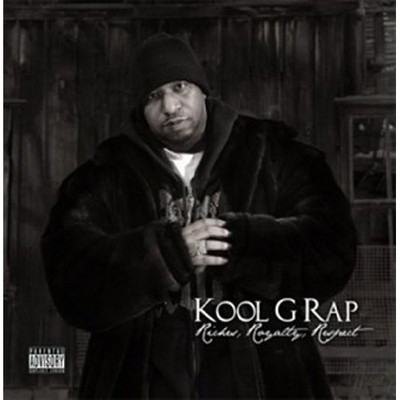 Kool G Rap Riches Royalty Respect Album Cover