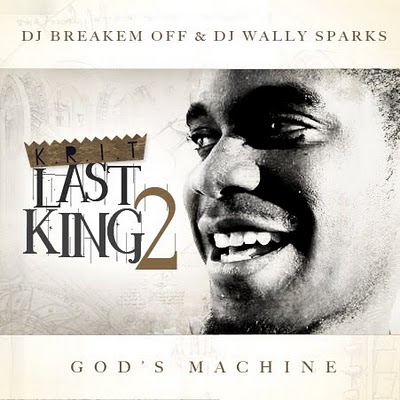 Big K.R.I.T. - Last King 2: God´s machine cover