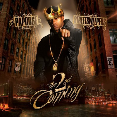 Papoose - 2nd Coming Cover