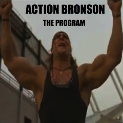 Action Bronson - The Program EP Cover