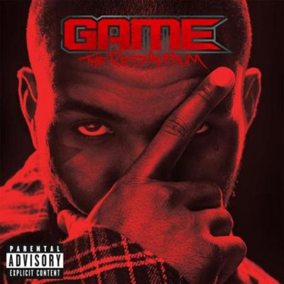 the game the red album artwork