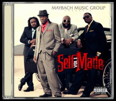 Maybach Music Group - Self Made Vol.1 Cover