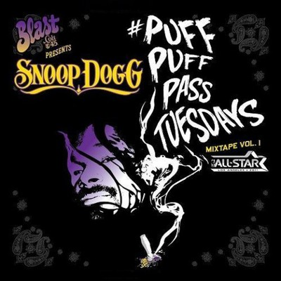 Snoop Dogg - Puffpuffpass Tuesdays Cover