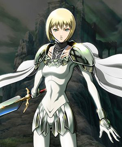 Claymore Anime Kureimoa