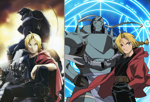 Full Metal Alchemist Brotherhood Anime