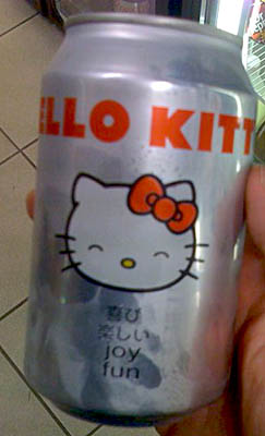 Hello Kitty Läsk