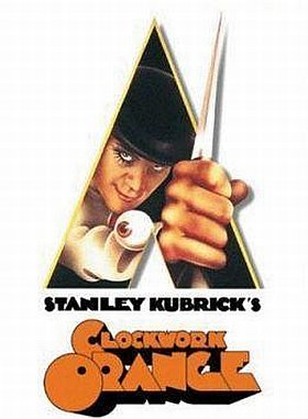 clock, clockwork, orange, clockwork orange, alex, eriiza, pojke, snygg, hemsk, film