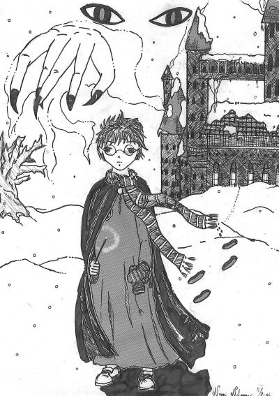 Harry Potter som manga