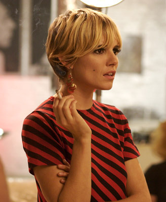 Sienna Miller in Factory Girl