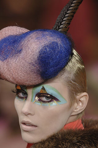 John Galliano Crazy Make Up