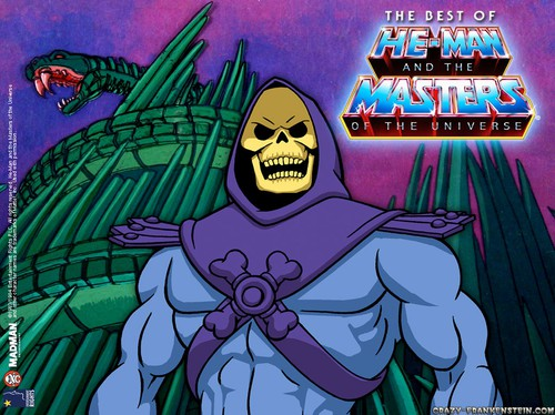 He-man, Skeletor