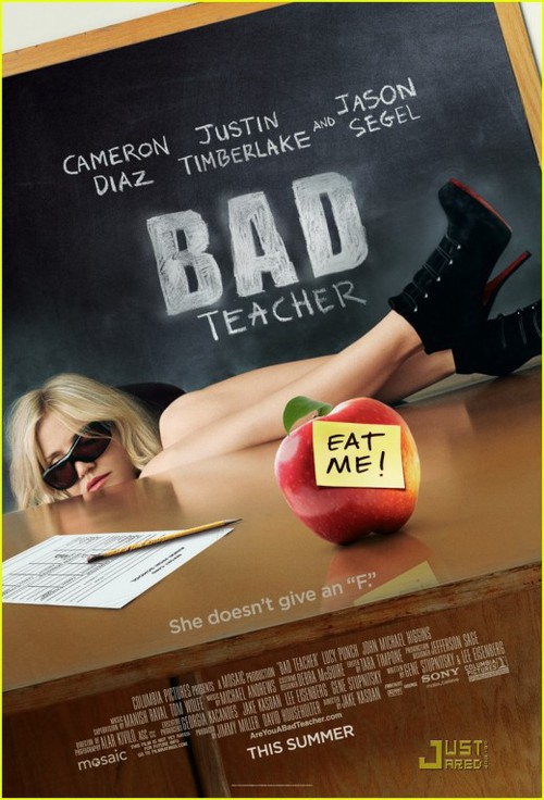 Film: Bad Teacher - Betyg * * *