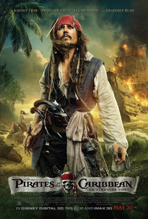 Film: Pirates of the Caribbean: I främmande farvatten  - Betyg * * *