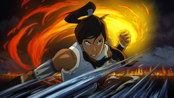 TLA - The Legend of Korra Trailer