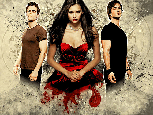 the vampire daires
