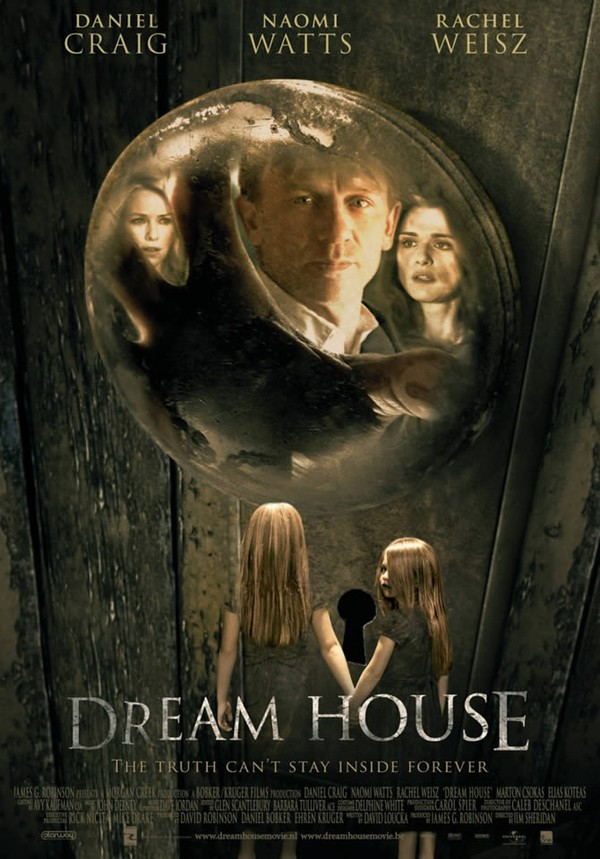 Film: Dream House - Twistad thriller med