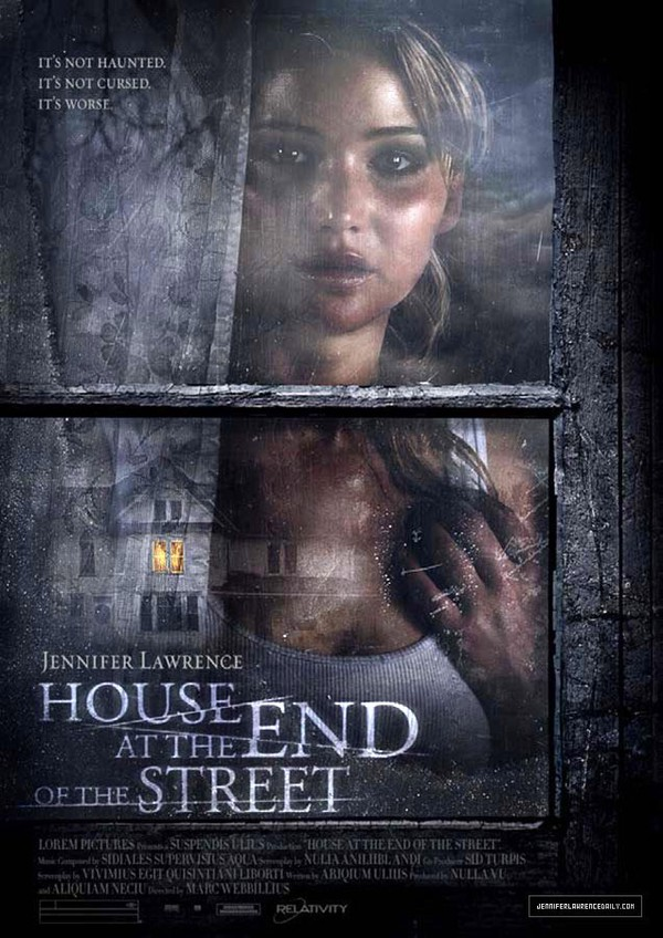 Jennifer Lawrence i House At The End Of The Street