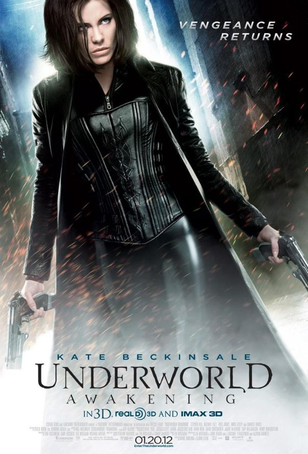 Film: Underworld: Awakening - Nonstop action utan själ
