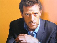 Hugh Laurie som House MD