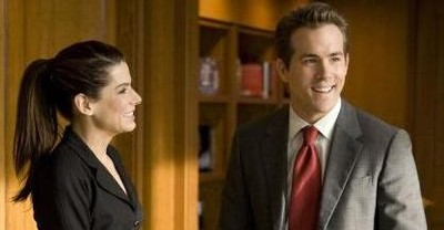 The Proposal - med Sandra Bullock & Ryan Reynolds