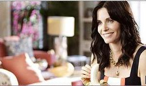 Cougar town med Courtney Cox i huvudrollen