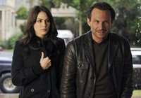The Forgotten med Michelle Borth & Christian Slater