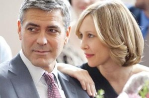 George Clooney & Vera Farmiga i filmen Up in the air