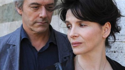 Certified Copy med William Shimell & Juliette Binoche