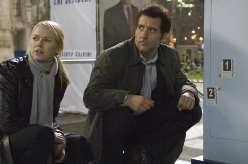 The International med Naomi Watts och Clive Owen