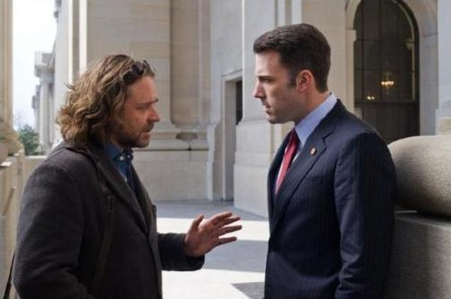 State of Play med Russel Crowe & Ben Affleck