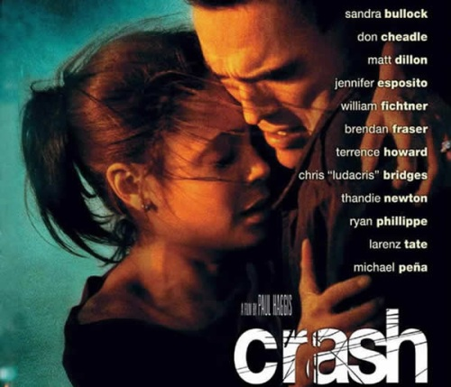 Crash (2004) Movie Sandra Bullock Matt Dillon Brendan Frasier Ryan Phillippe