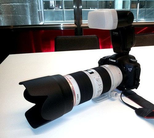Canon EF 70-200mm f/2.8L IS II USM Lins Canon Original