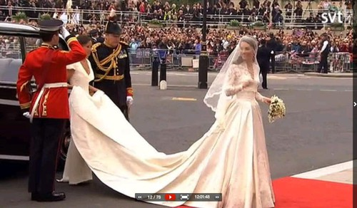 Kate Middelton, royal wedding