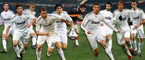 Real Madrids spelare