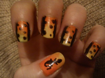 Firebellied Nails