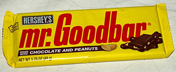 Hershey´s Mr. Goodbar