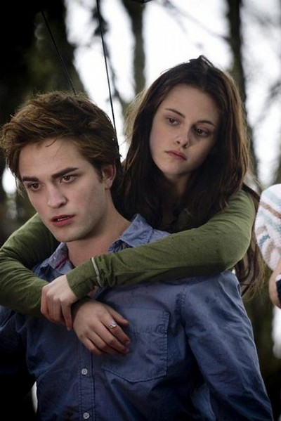 edward & bella från twilight :)