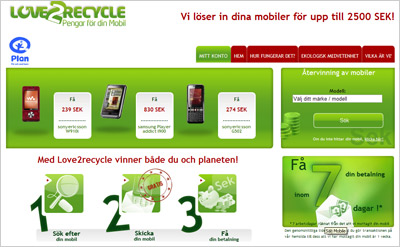 Love2recycle.se