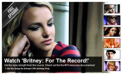 Britney - For the records