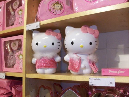 Hello Kitty XD