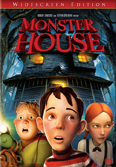 monster house spielberg