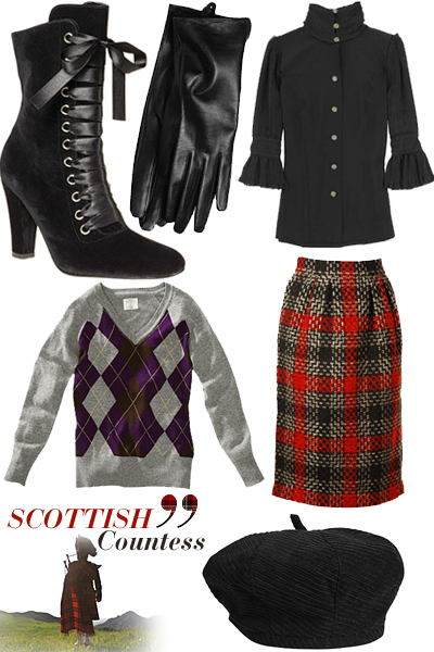 Scottish countess