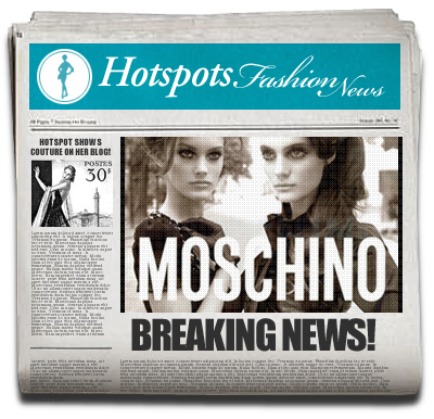 Breaking Fashion News - Moschino blir hotell