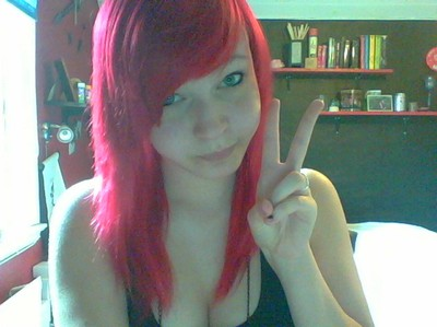 Redhead?.....HELL YEAH :D