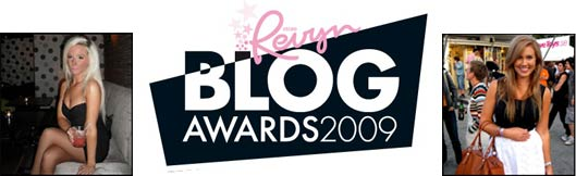 Blog Awards 2009