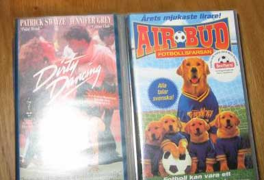 Dirty Dancing och Air Bud