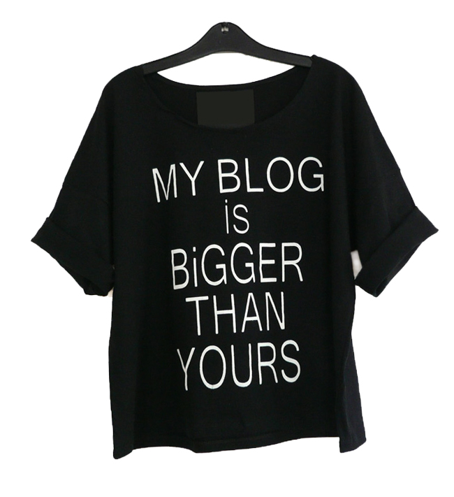 My blog is bigger than yours